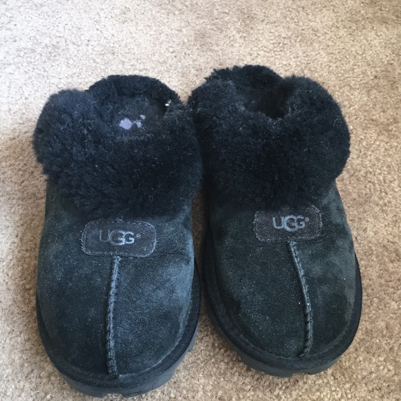 6d4d8552274 Women's UGG Coquette Slipper in Black (Size 8)